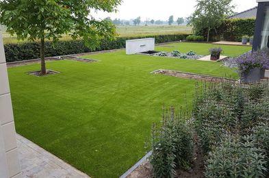 Kunstrasen für Garten