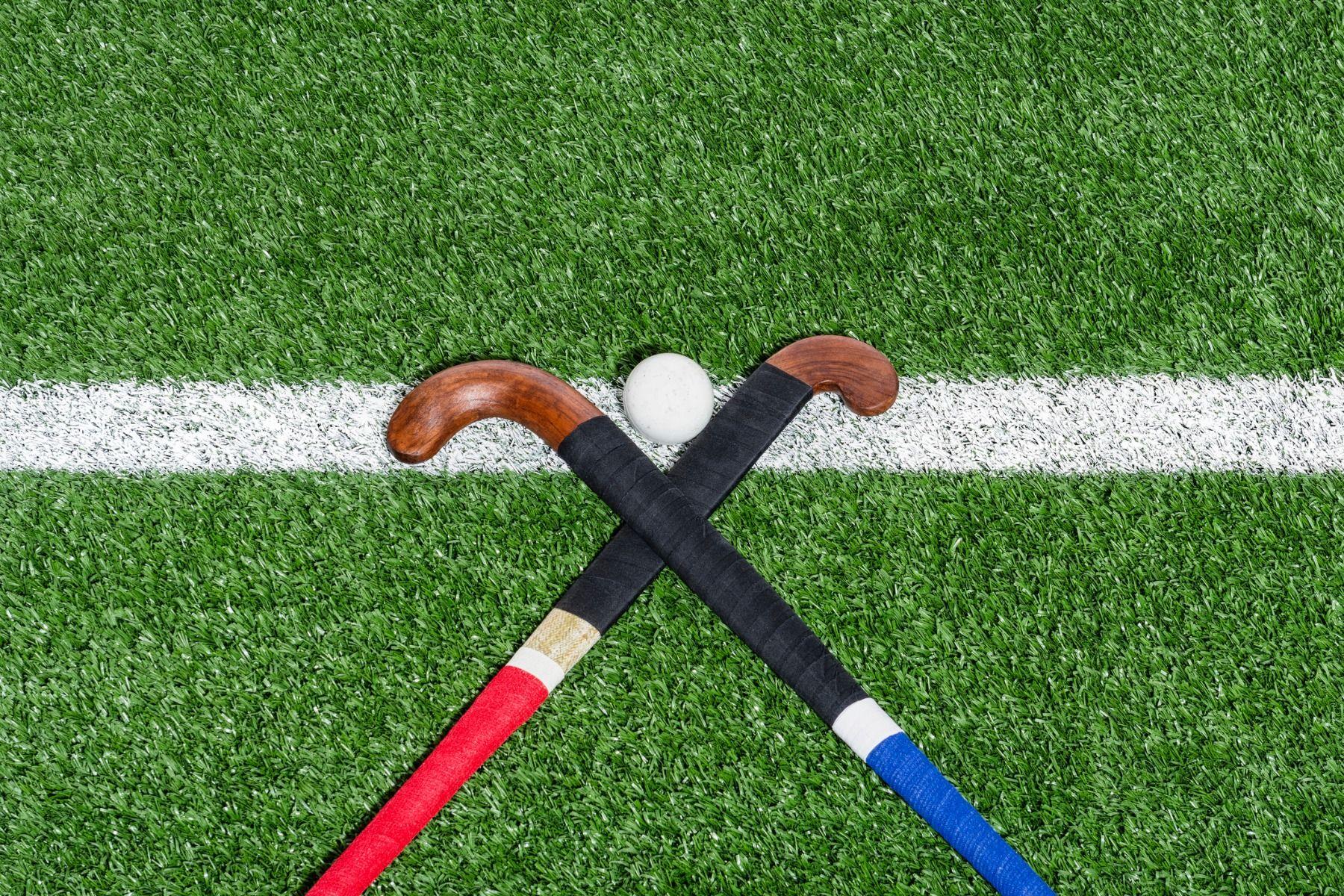 Kunstrasen für Hockey